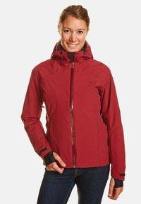 Jeff Green - CLARA - Waterproof jacket - biking red - 0
