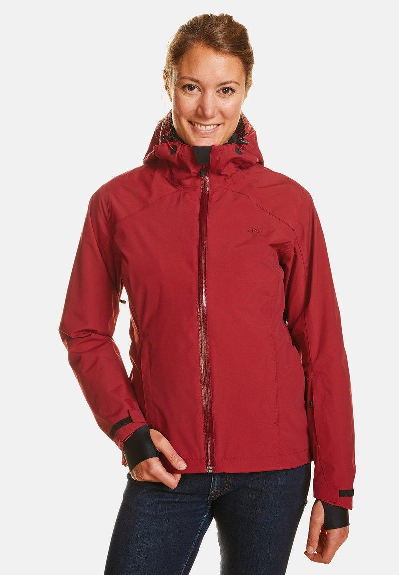 Jeff Green - CLARA - Waterproof jacket - biking red
