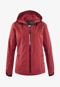 Jeff Green - CLARA - Waterproof jacket - biking red - 7