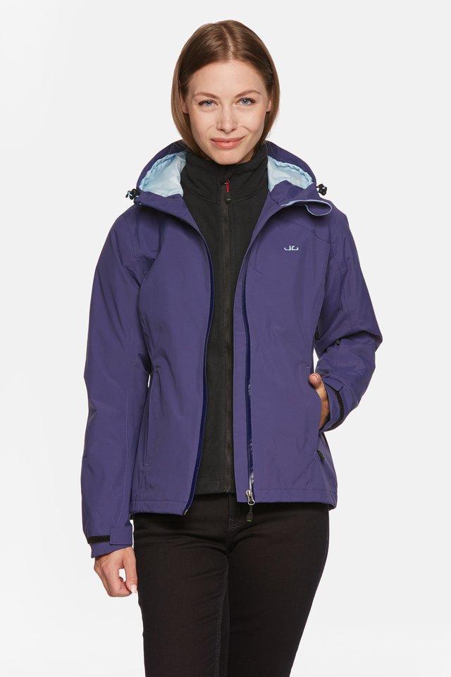 CLARA - Waterproof jacket - astral lilac