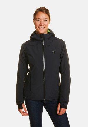 CLARA - Waterproof jacket - black night