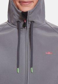 Jeff Green - Soft shell jacket - grey - 2
