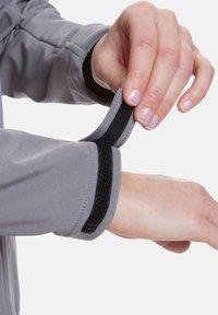Jeff Green - Soft shell jacket - grey - 5