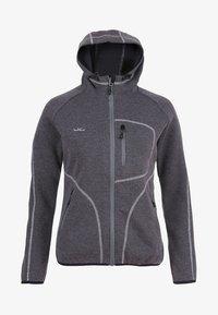 Jeff Green - SLIGO - Zip-up hoodie - ash - 5