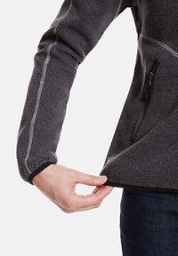 Jeff Green - SLIGO - Zip-up hoodie - ash - 4