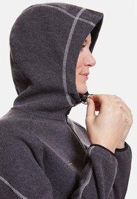 Jeff Green - SLIGO - Zip-up hoodie - ash - 3