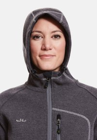 Jeff Green - SLIGO - Zip-up hoodie - ash - 2