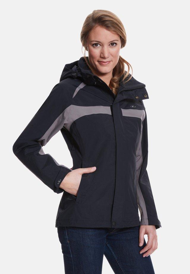 MAGNA - Outdoor jacket - black