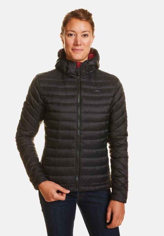 ARIA - Down jacket - black