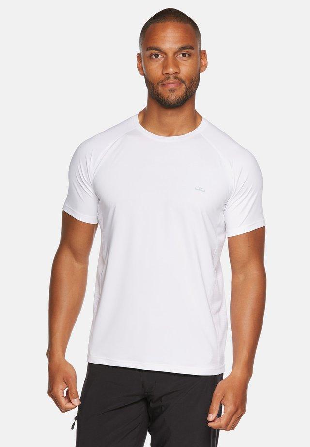 MARVIN - Print T-shirt - white