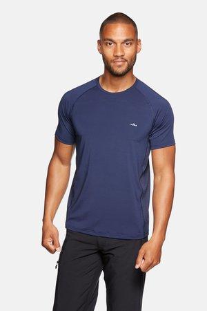 MARVIN - Print T-shirt - deep navy