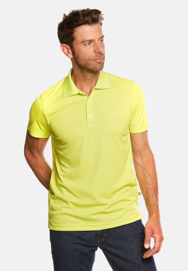 ECLIPSE - Poloshirt - light lime