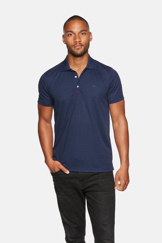 ECLIPSE - Polo shirt - navy