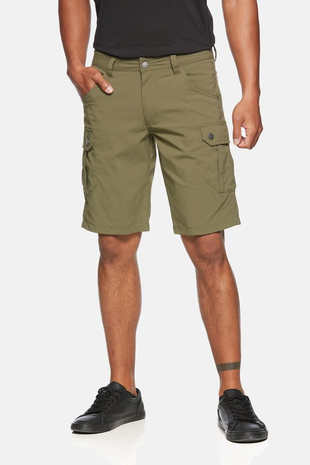 STAN - Sports shorts - olive night
