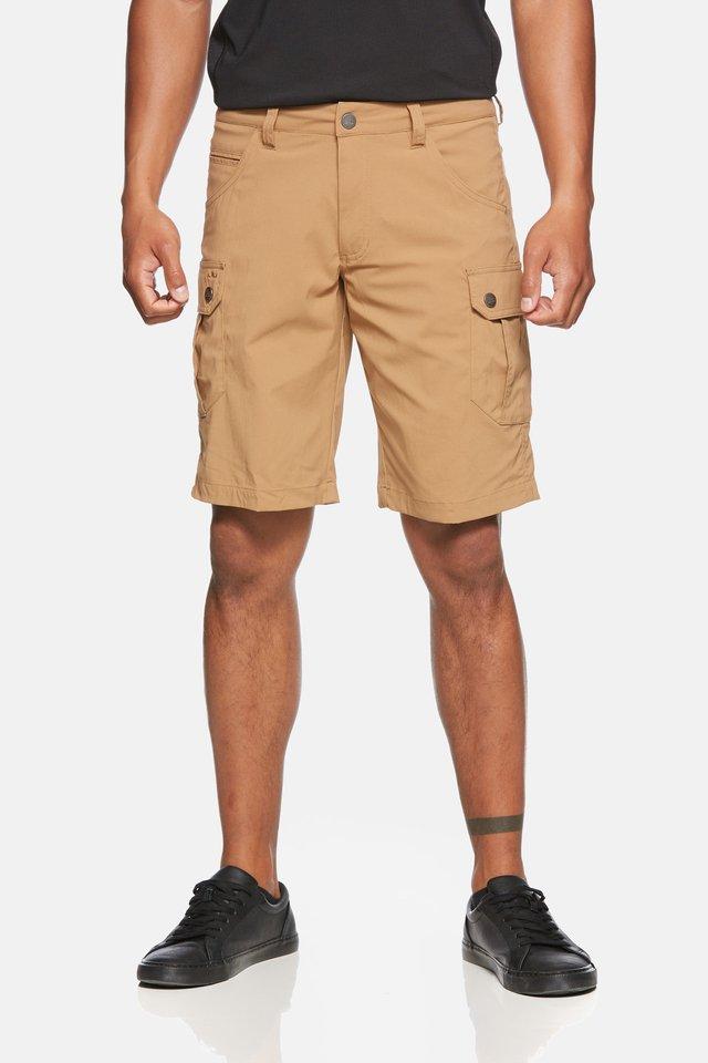 STAN - Korte broeken - tobaco
