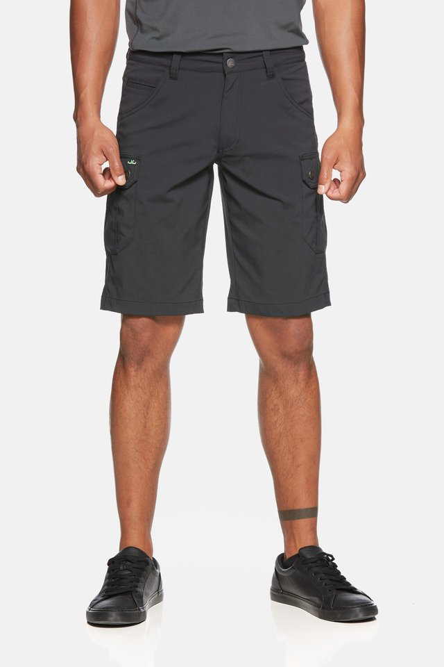 STAN - Sports shorts - black
