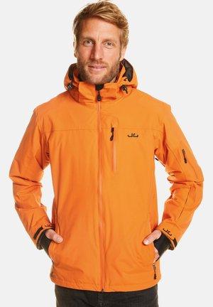BERGEN - Snowboard jacket - harvest pumpkin