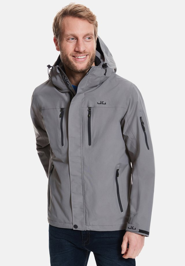 HARSTAD - Outdoor jacket - gunmetal