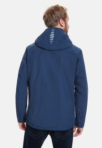 Jeff Green - HARSTAD - Outdoor jacket - deep navy - 1