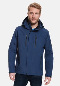 Jeff Green - HARSTAD - Outdoor jacket - deep navy - 0