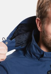 Jeff Green - HARSTAD - Outdoor jacket - deep navy