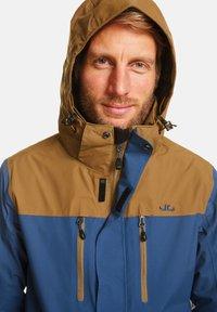Jeff Green - HARSTAD - Outdoor jacket - blue - 6
