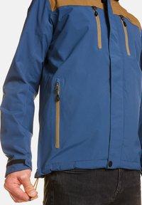 Jeff Green - HARSTAD - Outdoor jacket - blue - 5
