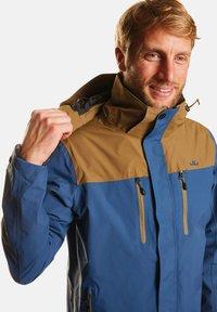 Jeff Green - HARSTAD - Outdoor jacket - blue - 4