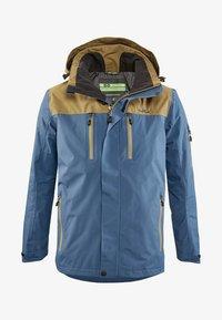 Jeff Green - HARSTAD - Outdoor jacket - blue - 7