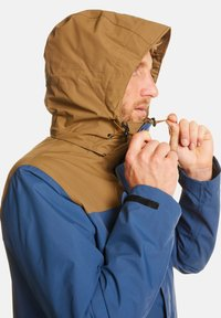 Jeff Green - HARSTAD - Outdoor jacket - blue - 2