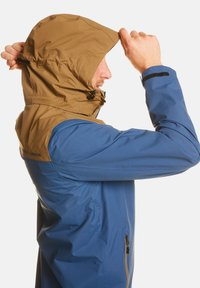 Jeff Green - HARSTAD - Outdoor jacket - blue - 3