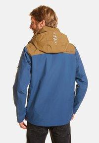Jeff Green - HARSTAD - Outdoor jacket - blue - 1