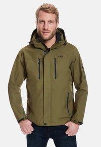 Jeff Green - HARSTAD - Outdoor jacket -  olive - 0