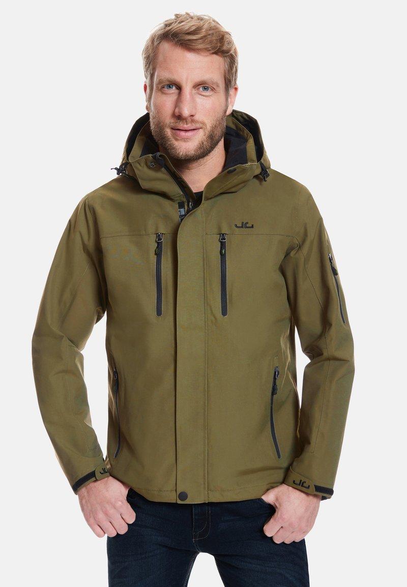 Jeff Green - HARSTAD - Outdoor jacket -  olive