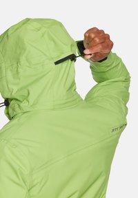Jeff Green - HARSTAD - Outdoor jacket - kiwi - 5