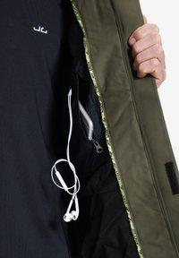 Jeff Green - HARSTAD - Outdoor jacket - olive night - 5