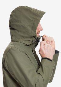 Jeff Green - HARSTAD - Outdoor jacket - olive night - 3