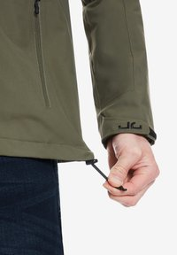 Jeff Green - HARSTAD - Outdoor jacket - olive night - 6