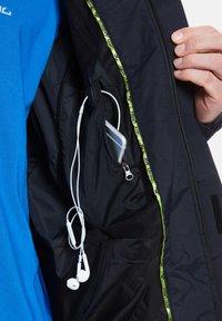 Jeff Green - HARSTAD - Outdoor jacket - black - 6