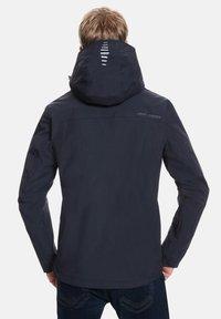 Jeff Green - HARSTAD - Outdoor jacket - black - 1