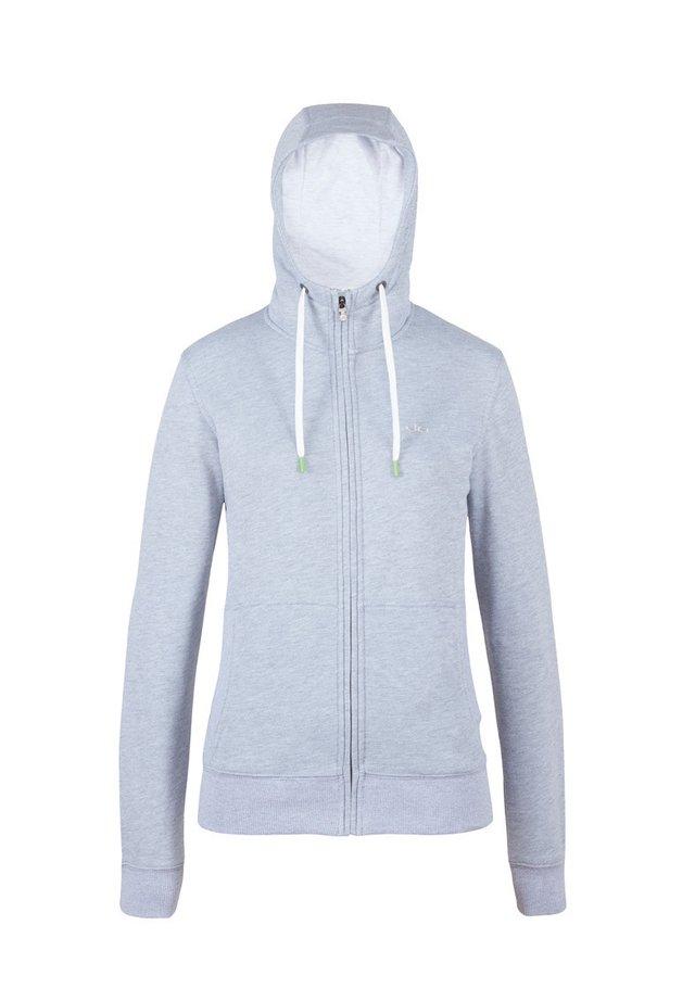 DEENA - Zip-up hoodie - light grey