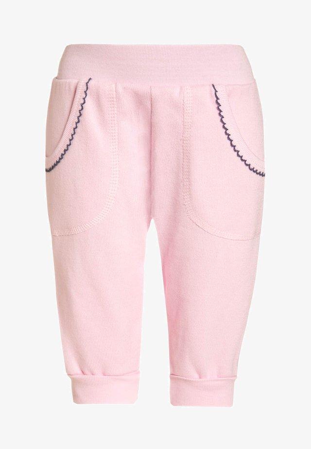 Teplákové kalhoty - hellrot