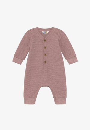 Overall / Jumpsuit /Buksedragter - rosa