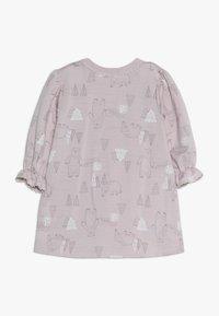 Joha - DRESS A-SHAPE - Jerseykjoler - light pink - 1