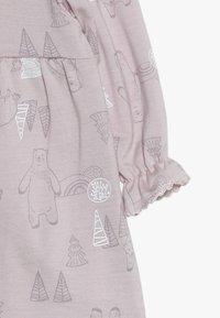 Joha - DRESS A-SHAPE - Jerseykjoler - light pink - 2