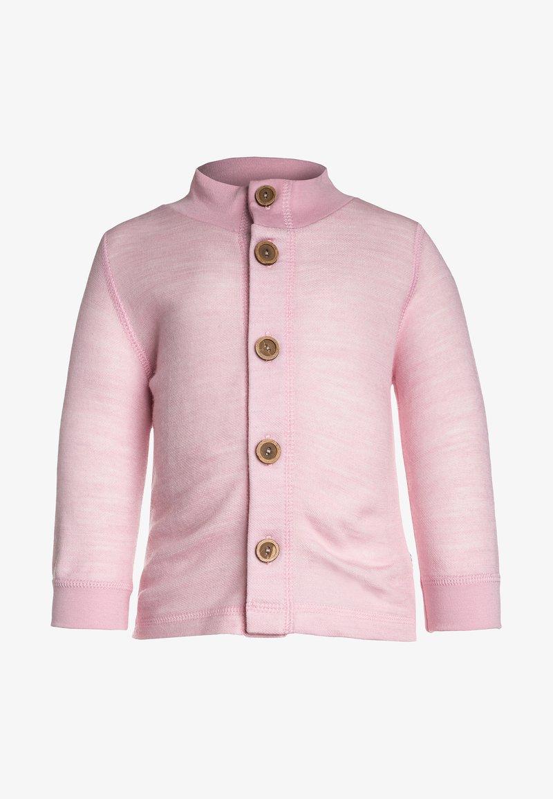 Joha - CARDIGAN BABY - Chaqueta de punto - cameo pink