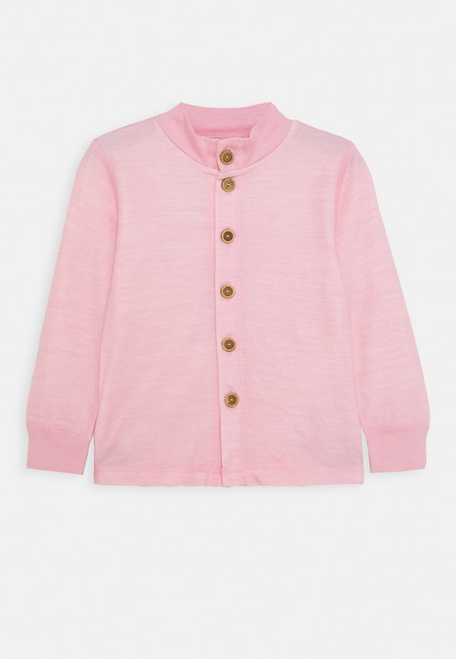 CARDIGAN BABY - Strickjacke - cameo pink
