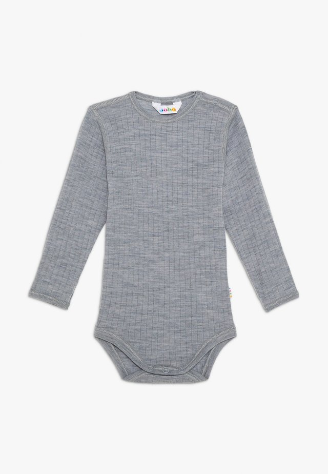 LONG SLEEVES - Body - light grey melange