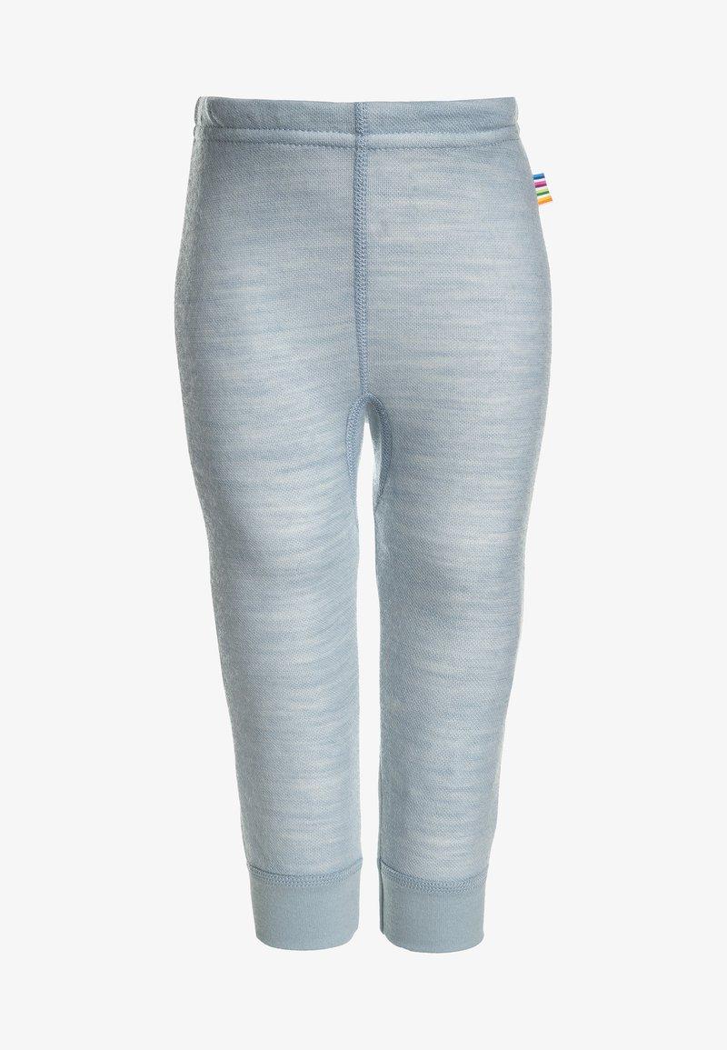 Joha - LEGGINGS BABY - Unterhose lang - blue fog