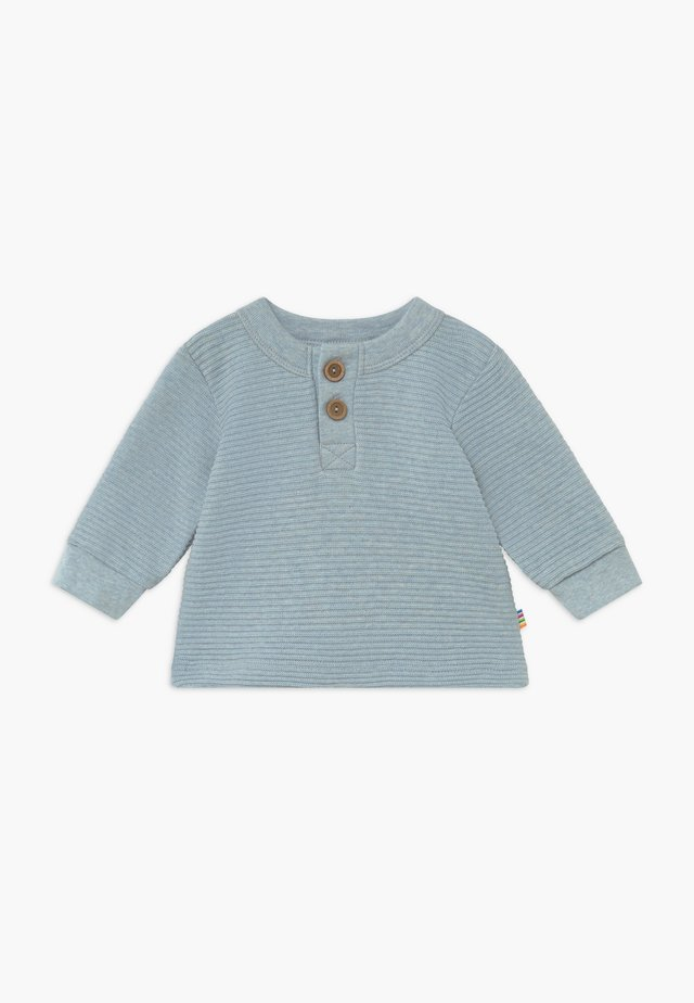 BLOUSE - Neule - blue